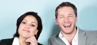 Lana Parilla Josh Dallas Once Upon a Time