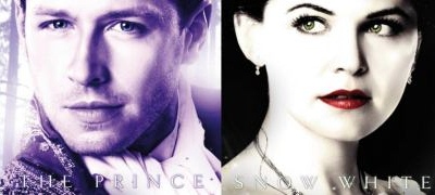 Prince Charming and Snow White Once Upon a Time