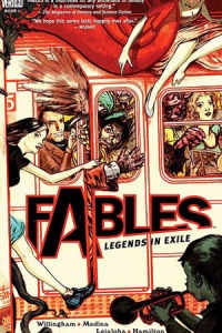 Cover Fables Bill Willingham