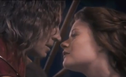 Episode 12 OUAT Skin Deep beauty kisses beast emilie de ravin