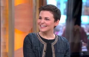 Ginnifer Goodwin on Good Morning America