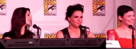 Once Upon a Time Comic-Con panel