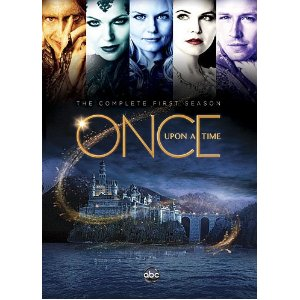 Once Upon a Time The Complete First Season DVD cover
