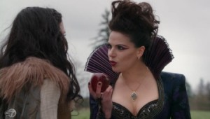 Once Upon a Time 1x21 An Apple Red as Blood