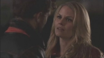 Once Upon a Time Season One DVD extras deleted scene screencap