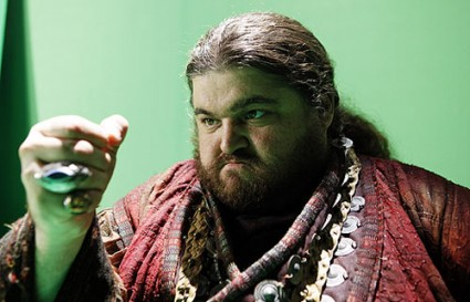 Jorge Garcia as the Giant earlier this season in 2x06 Tallahassee