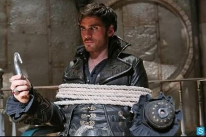 Hook in a difficult situation