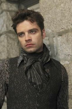 Sebastian Stan as Jefferson in Once Upon a Time