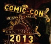 Comic Con 2013 souvenir book cover