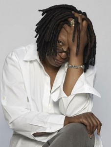 Whoopi Goldberg's Twitter picture