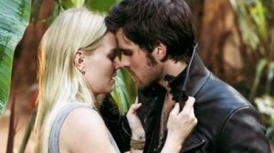 ... Emma and Hook?