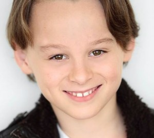 Wyatt Oleff, who plays the young Rumplestiltskin