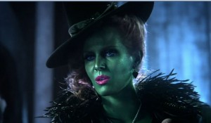 Wicked Witch from promo