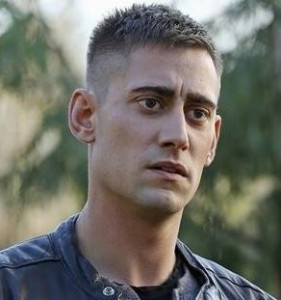Michael Socha,  who played Will Scarlet (the Knave of Hearts) in Once Upon a Time in Wonderland will be joining the OUAT cast
